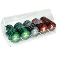Playboy poker chip set 100
