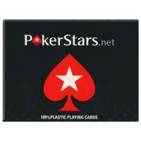 PokerStars Plastic Playing Cards Fournier