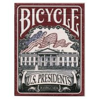 Republican Deck Bicycle US Presidents