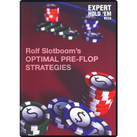 Rolf Slotboom Optimal Pre-Flop Strategies