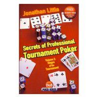 Jonathan Little Secrets of Professional Tournament Poker, Volume 2