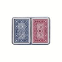Solitaire Playing Cards Linen Finish