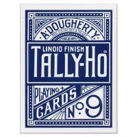 Tally-Ho Original Circle Back Deck Blue