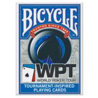 WPT Tournament Playing Cards