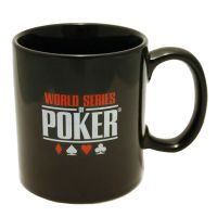 World Series of Poker Mug