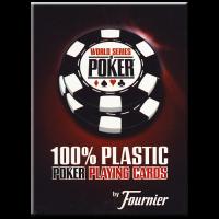 Fournier WSOP speelkaarten