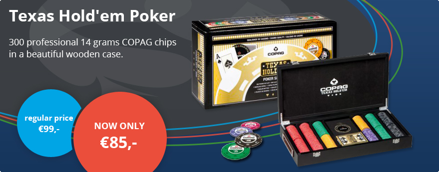 COPAG Poker Sets