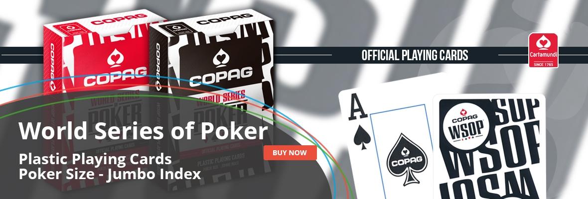 WSOP Decks Copag
